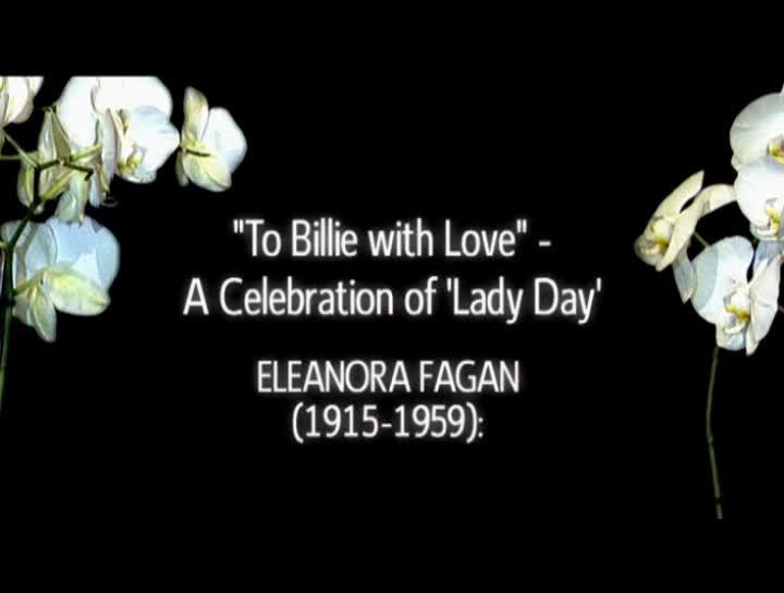 Dokumentation To Billie With Love