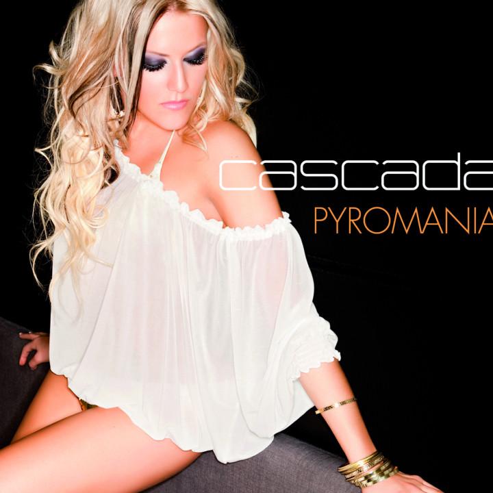 Cascada Pyromania cover 2010