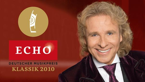 ECHO Klassik - Deutscher Musikpreis, Ausgezeichnete Universal-Künstler beim ECHO Klassik 2010
