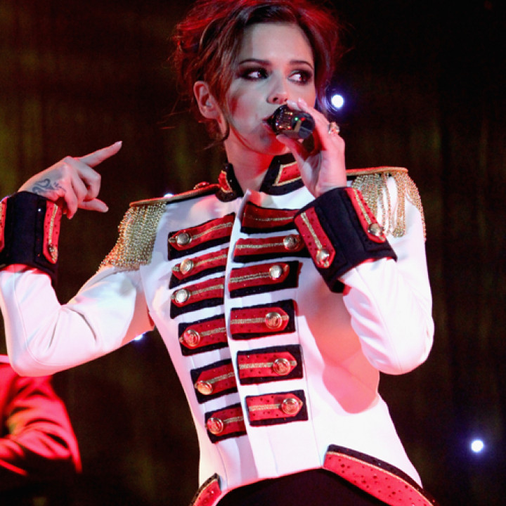 Cheryl Cole DLD