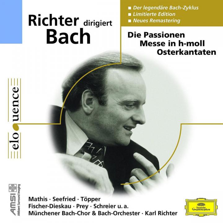 Richter dirigiert Bach: Die Passionen etc.: Richter,Karl