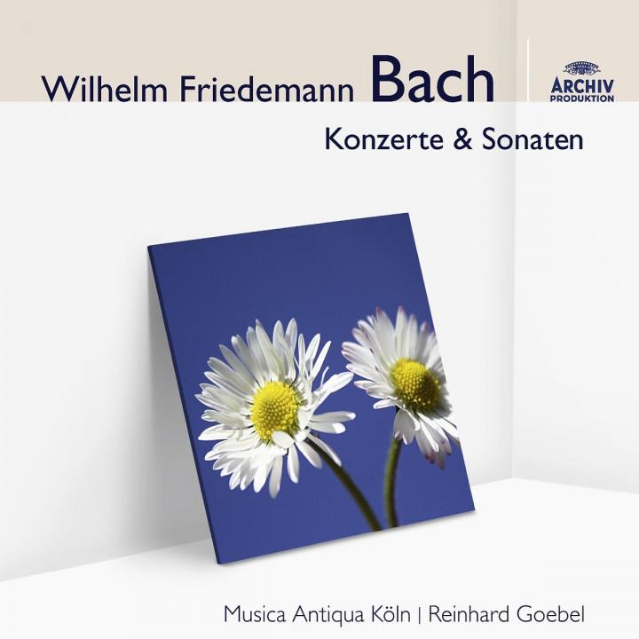 Konzert für Traversflöte/Konzert für 2 Cembali/+: Fischer/Staierl/Hill/Leonhardt/Goebel/MAK