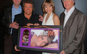 Francine Jordi, Platin für Dann kamst du in der Schweiz
