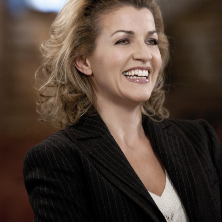 Anne Sophie Mutter — Brahms