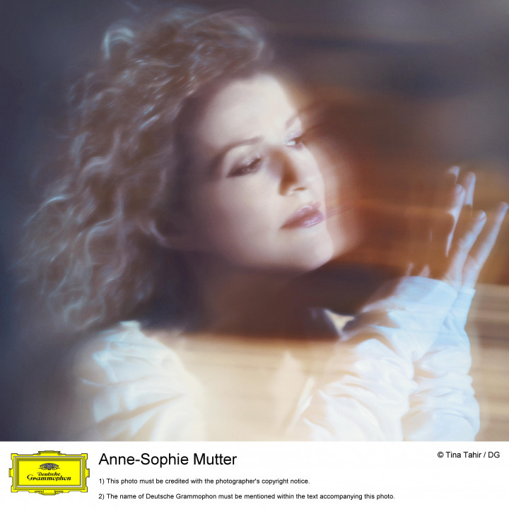 Anne-Sophie Mutter – Brahms