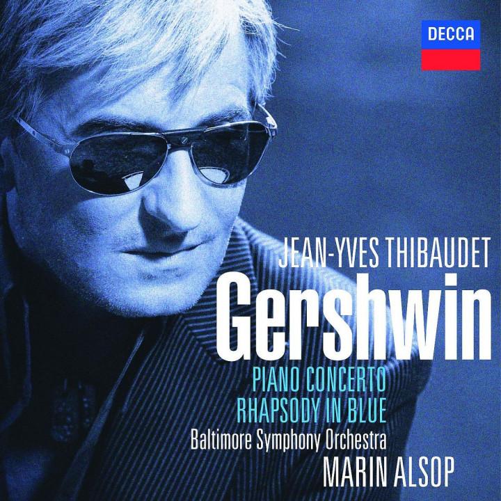 Gershwin: Klavierkonzert, Raphsodie in Blue