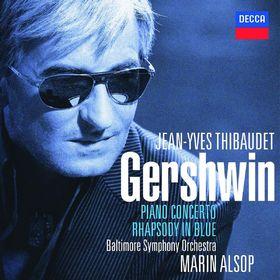 Jean-Yves Thibaudet, Gershwin: Klavierkonzert, Raphsodie in Blue, 00028947821892