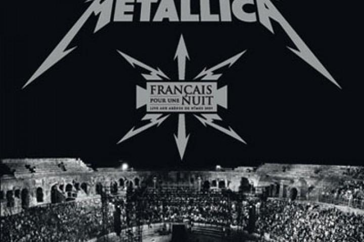 Francais Pour Une Nuit - Metallica