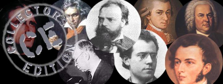 Collectors Edition Komponisten