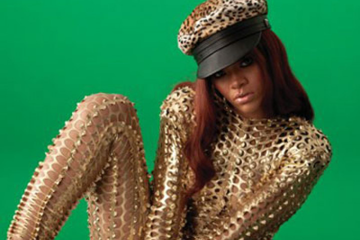 Rihanna - Rude Boy - Videodreh 2010
