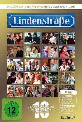 Lindenstraße, Lindenstraße Collector's Box Vol.10 - Das 10. Jahr, 04032989602179