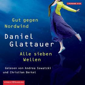 Daniel Glattauer, Gut gegen Nordwind/ Alle sieben Wellen, 09783899037005