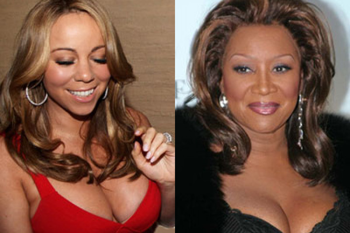 Mariah Carey & Patti LaBelle