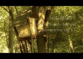 Fauré Quartett, Albumdokumentation Wunderkind, Mendelssohn Klavierquartette