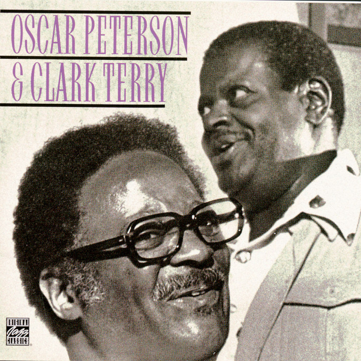 Oscar Peterson And Clark Terry: Peterson,Oscar & Terry,Clark