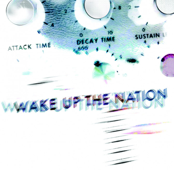 Paul weller wake up the nation album cover 2010