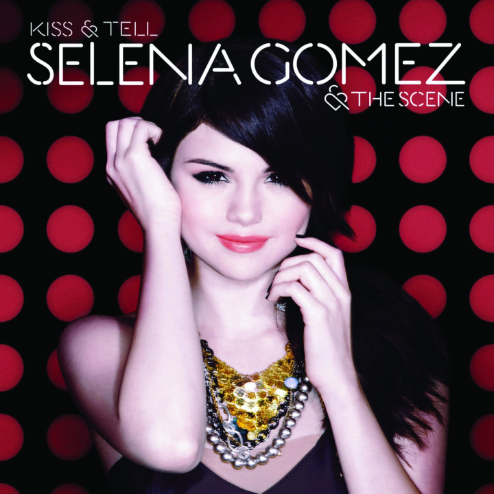 Selena Gomez Kiss and tell Cover 2010