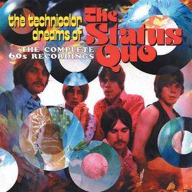 Status Quo, Technicolour Dream, 05050159115228