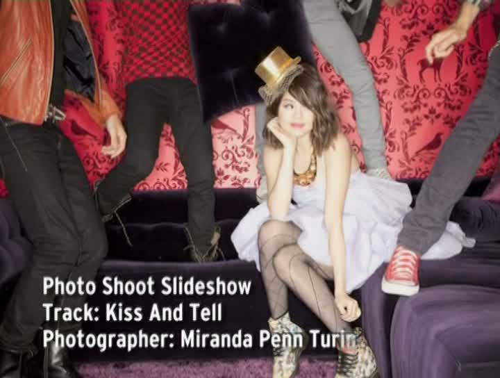 Selena Gomez Photoshoot Slideshow