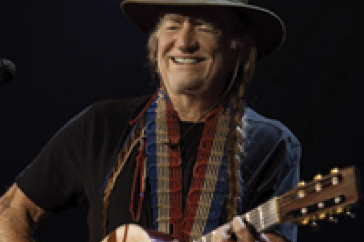 Willie Nelson © Rick Olivier