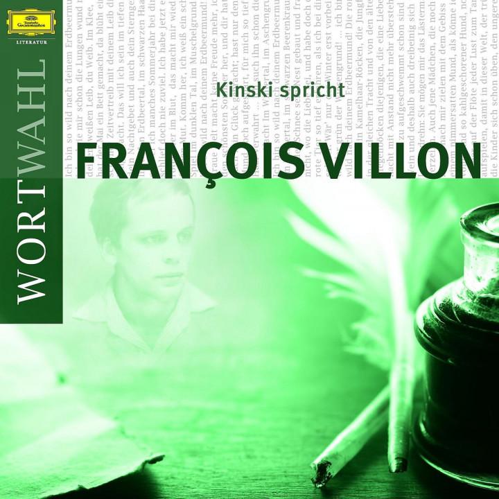 Kinski liest Francois Villon (WortWahl)