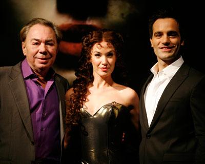 Andrew Lloyd Webber, Täglich neue Webisoden zu Love Never Dies bis zur Veröffentlichung des Soundtracks.