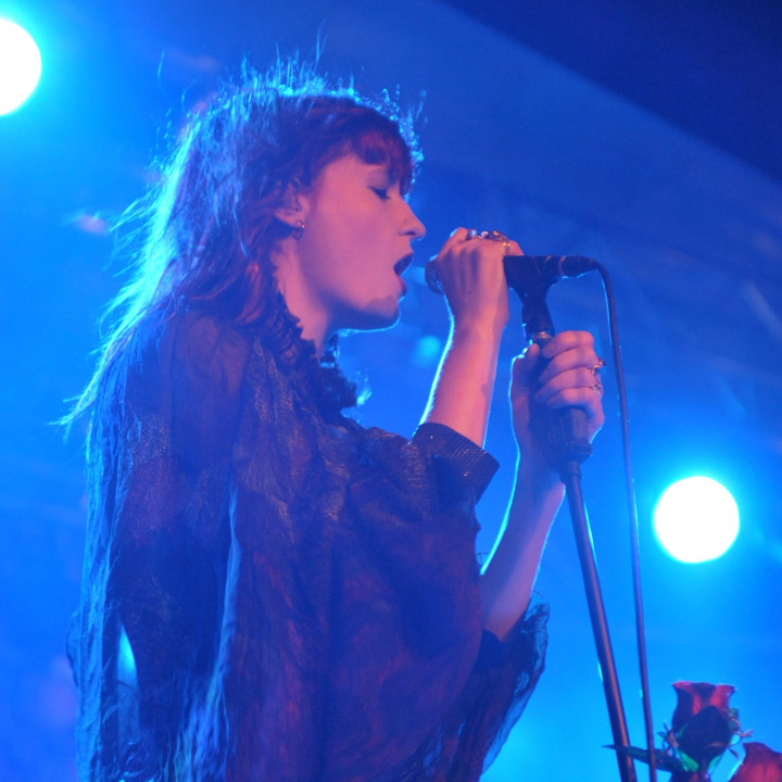 Florence And The Machine Berlin 26.02.10 15