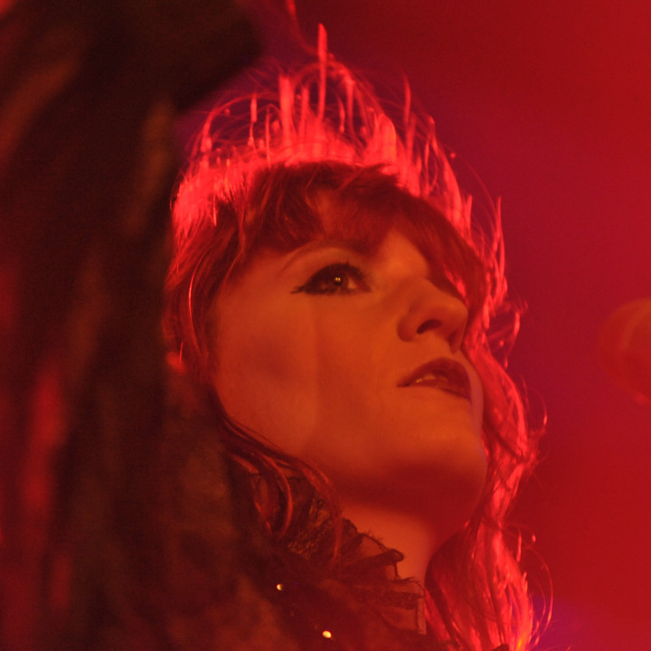 Florence And The Machine Berlin 26.02.10 12