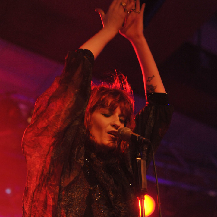 Florence And The Machine Berlin 26.02.10 11