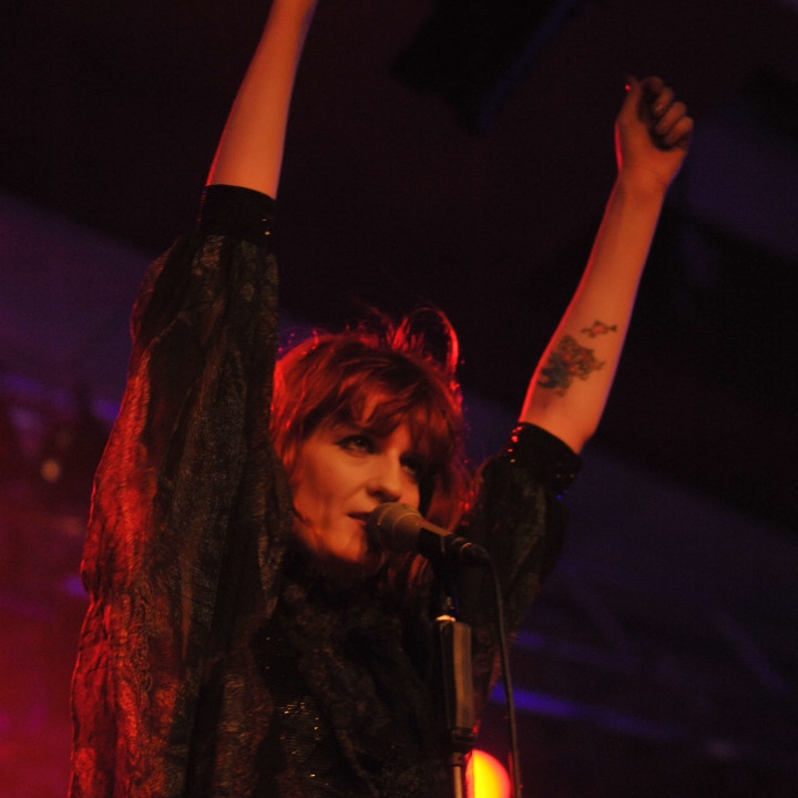 Florence And The Machine Berlin 26.02.10 10