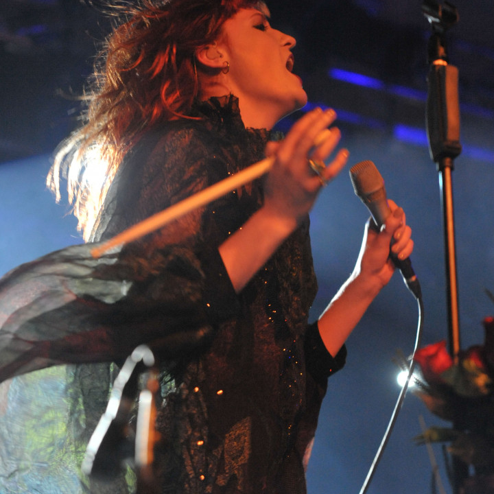 Florence And The Machine Berlin 26.02.10 09