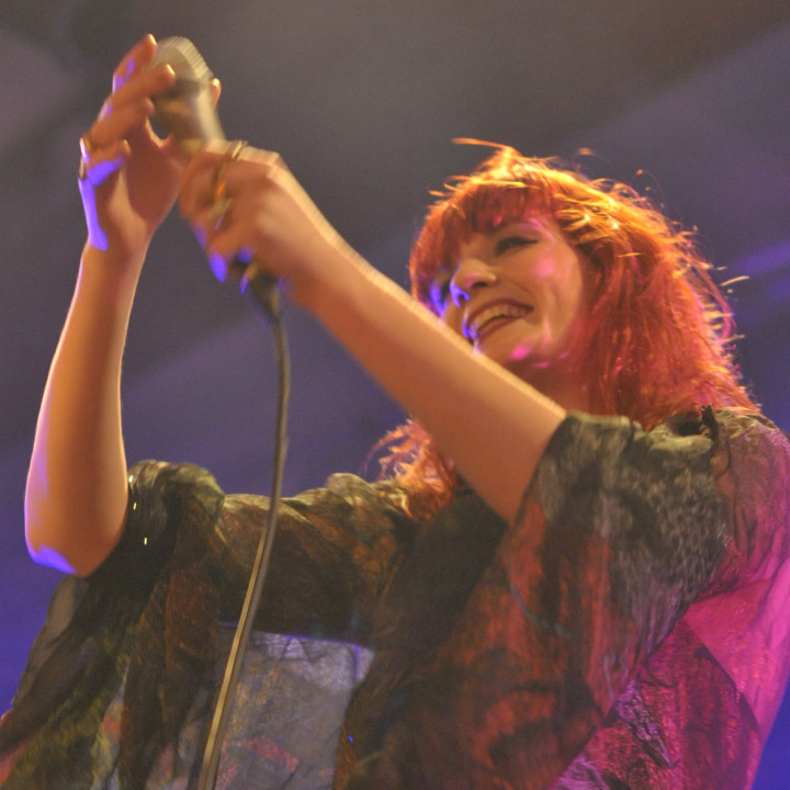 Florence And The Machine Berlin 26.02.10 05
