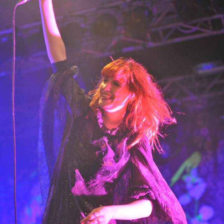 Florence And The Machine Berlin 26.02.10 04