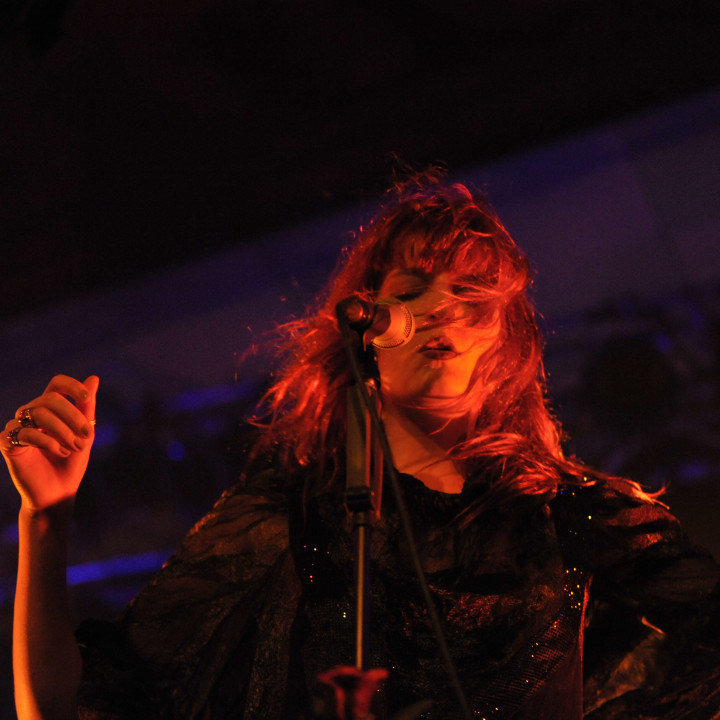 Florence And The Machine Berlin 26.02.10 01