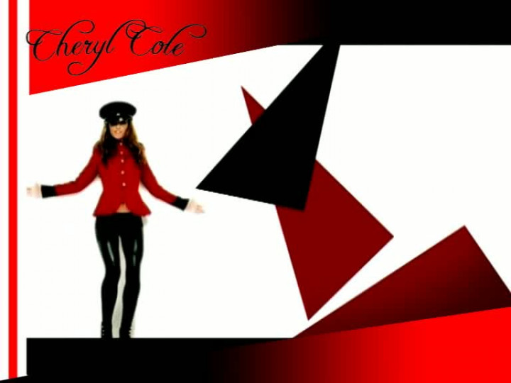 Cheryl Cole (Albumtrailer)