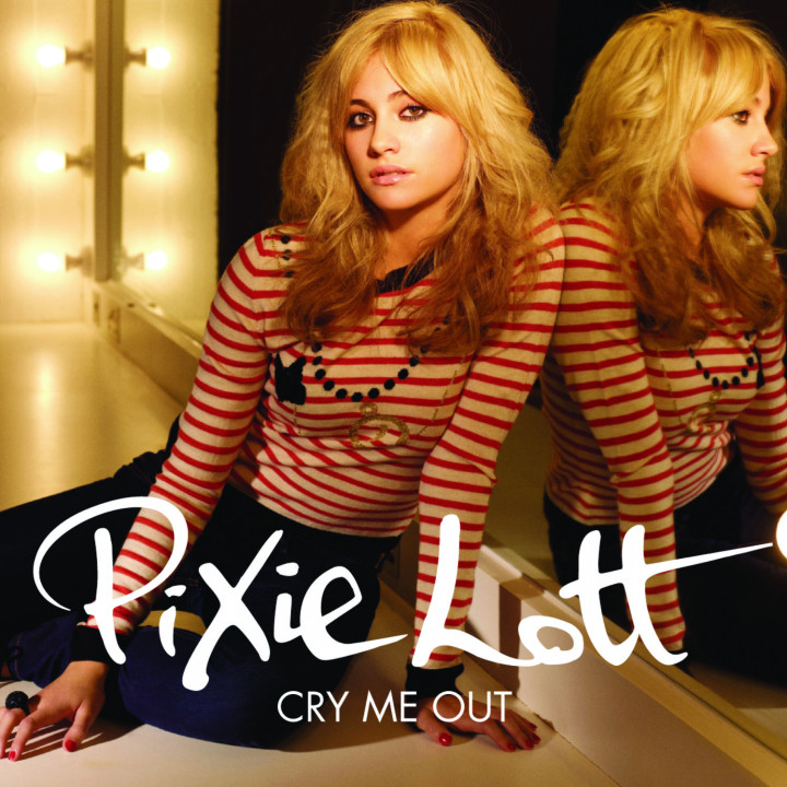 Pixie Lott Cry Me Out Cover 2010