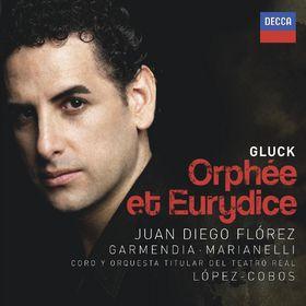 Juan Diego Flórez, Orpheus und Euridike, 00028947821977