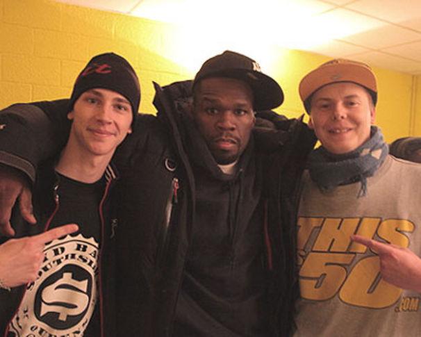 50 Cent, 50 Cent lässt Backstage-Pässe für Hamburg springen!