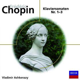 eloquence, Chopin: Klaviersonaten 1-3, 00028948029044
