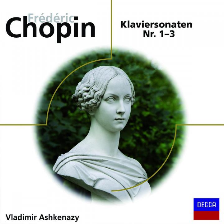 Sonaten 1-3: Ahskenazy,Vladimir