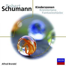 Alfred Brendel, Schumann: Kinderszenen, Kreisleriana, Fantasiestücke, 00028948034727