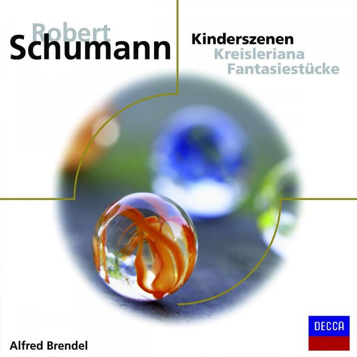 Kinderszenen/Kreisleriana/+: Brendel,Alfred