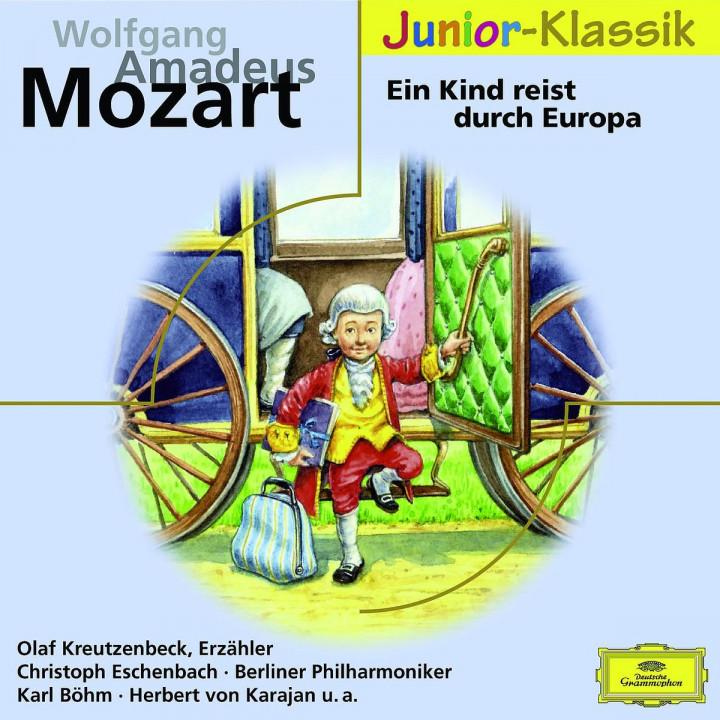 Ein Kind reist durch Europa: Karajan/Böhm/Anda/BP/+
