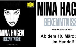 Nina Hagen, Bekenntnisse einer Rebellin