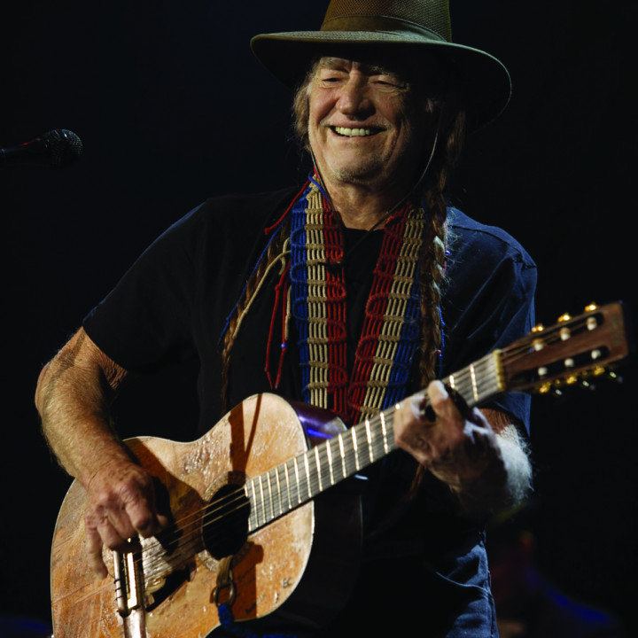 Willie Nelson Country by Rick Olivier