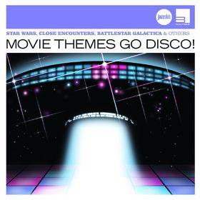 Jazz Club, Movie Themes Go Disco! (Jazz Club), 00600753254462
