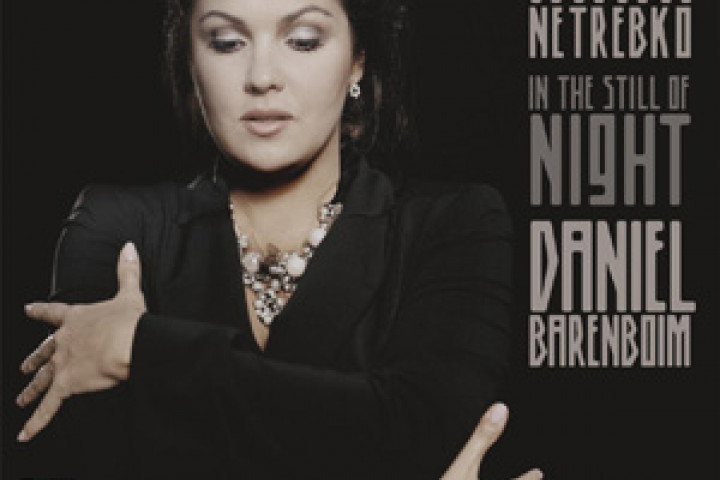 "Netrebko ""In the Still of the Night"" Cover"