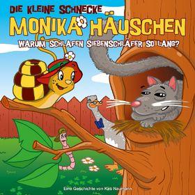 Die kleine Schnecke Monika Häuschen, 10: Warum schlafen Siebenschläfer so lang?, 00602527288840