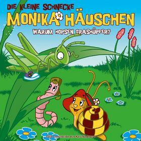 Die kleine Schnecke Monika Häuschen, 11: Warum hopsen Grashüpfer?, 00602527288857