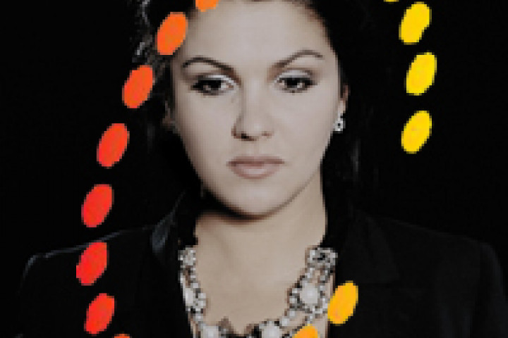 "Anna Netrebko ist ""Young Global Leader 2010"" ©Felix Broede"